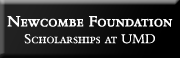 Newcombe Foundation Scholarships at UMD